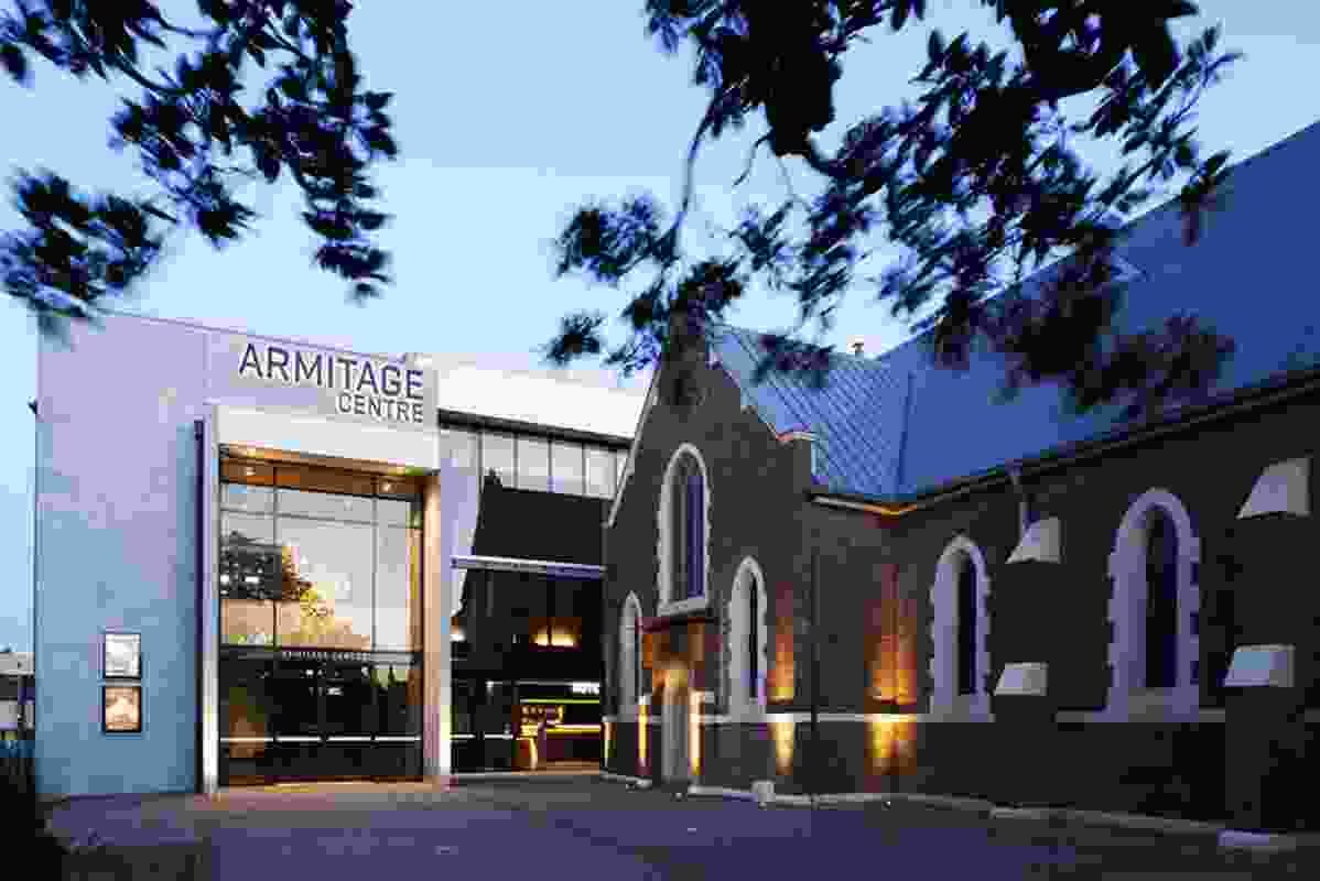 The Armitage Centre by James Cubitt Architects.