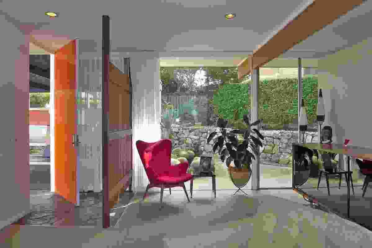 A Modernist gem, the Chater Street Residence (1966) by Spencer & Spencer.