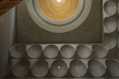Punchbowl Mosque by Candalepas Associates.