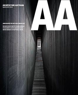 Architecture Australia, March 2013