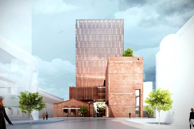 Northumberland designed by John Wardle Architects.