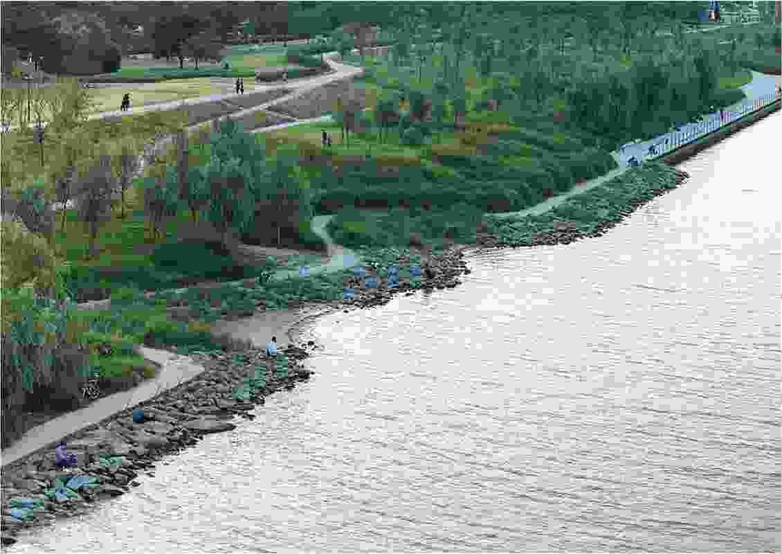 Yangwa Riverfront by PARKKIM.