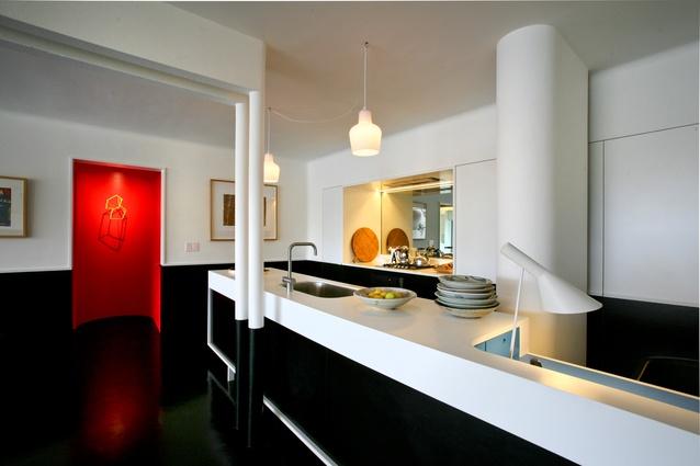 Balmain Apartment by Durbach Block Jaggers.