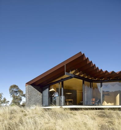 Steendijk's Bellbird Retreat was highly commended in the Small Spaces category.