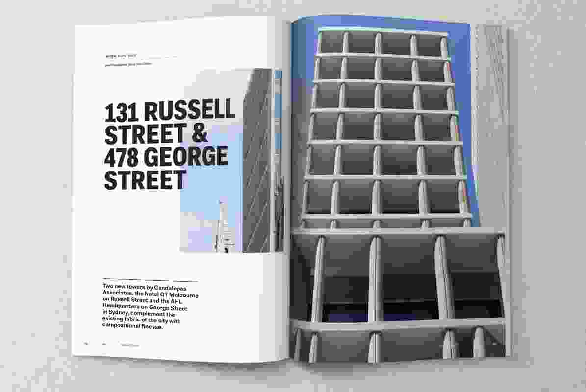 131 Russell Street and 478 George Street