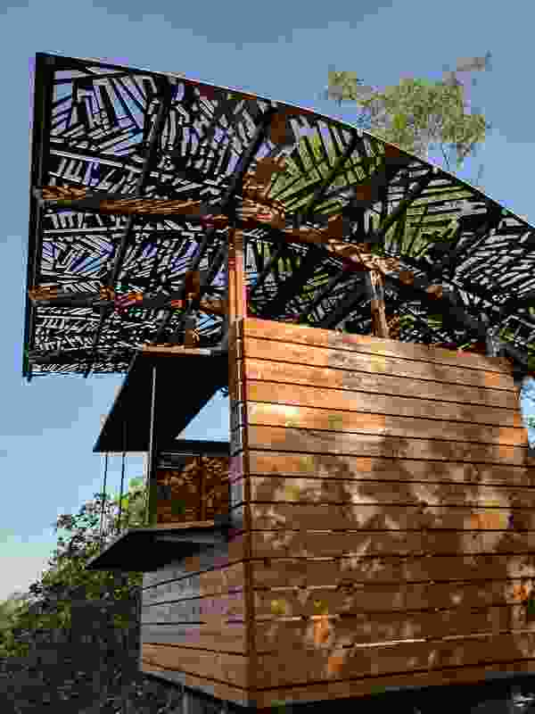The Bird Hide by Troppo Architects.