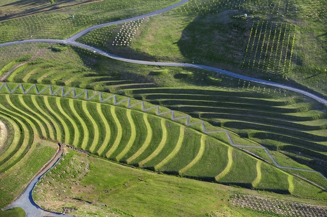 The National Arboretum, Canberra, by TCL and TZG