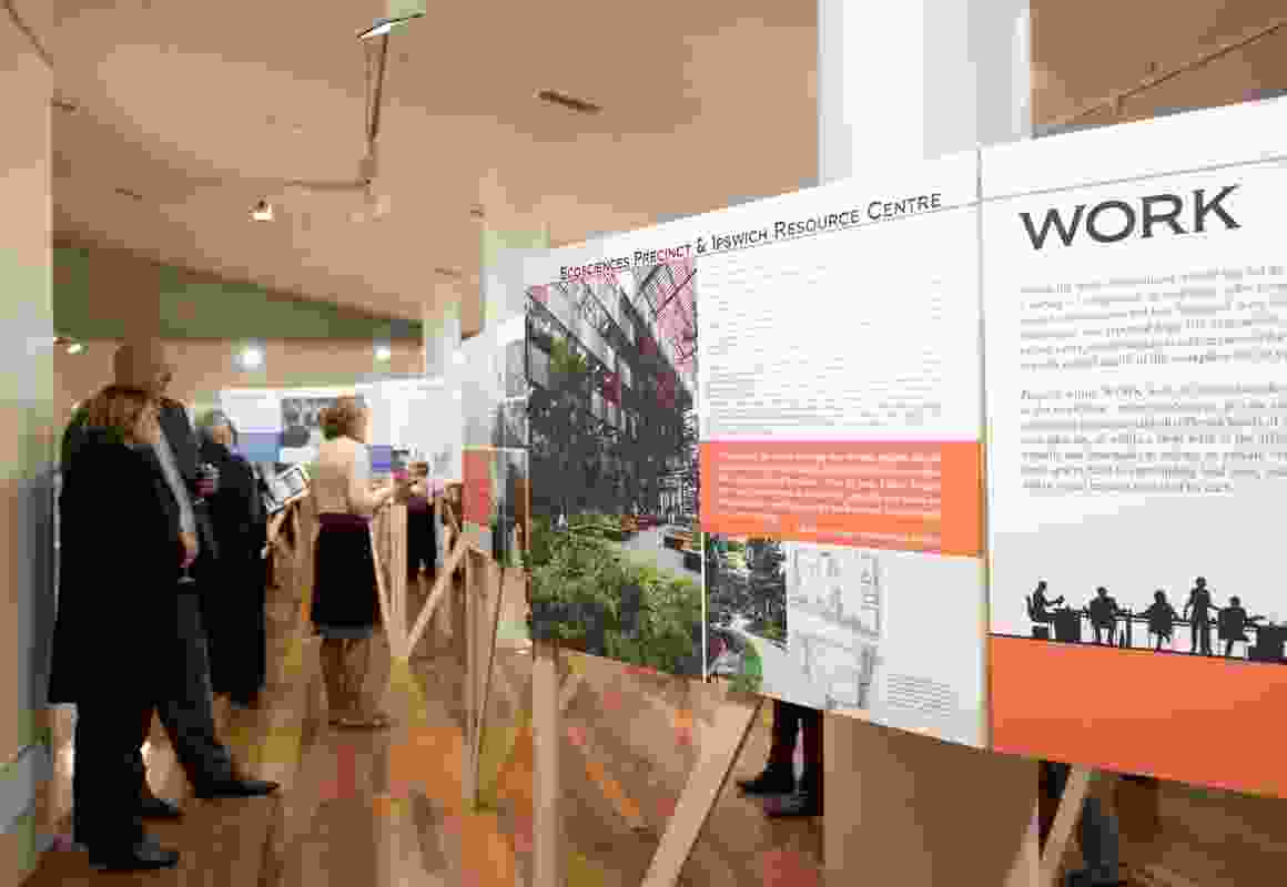 Bloom: Healthy Spaces Exhibition by Gwyneth Leigh.