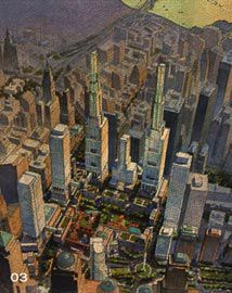 Proposal by Peterson/ Littenberg Architecture and Urban Design.