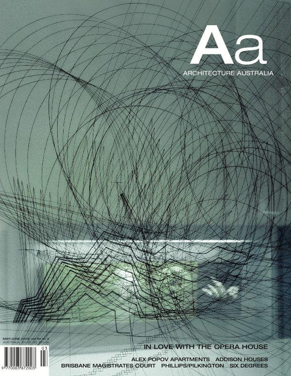 Architecture Australia, May 2005