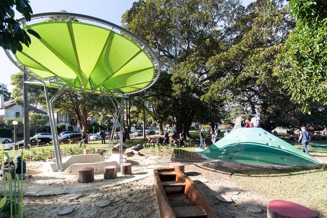 Santa Monica Toyota >> 2014 NSW Landscape Architecture Awards | ArchitectureAU
