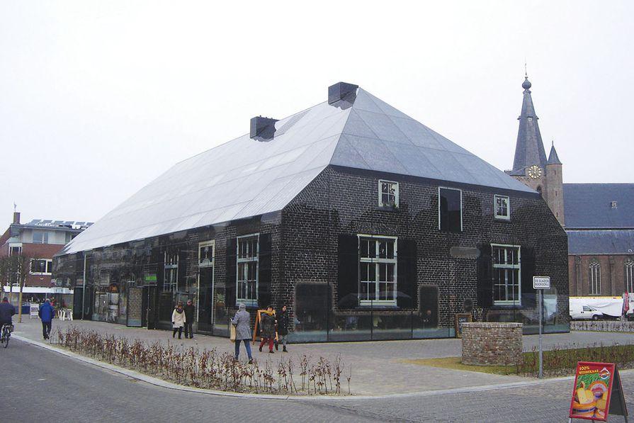 Glass Farm by MVRDV.