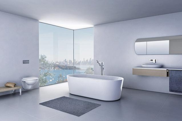 Aura bath.