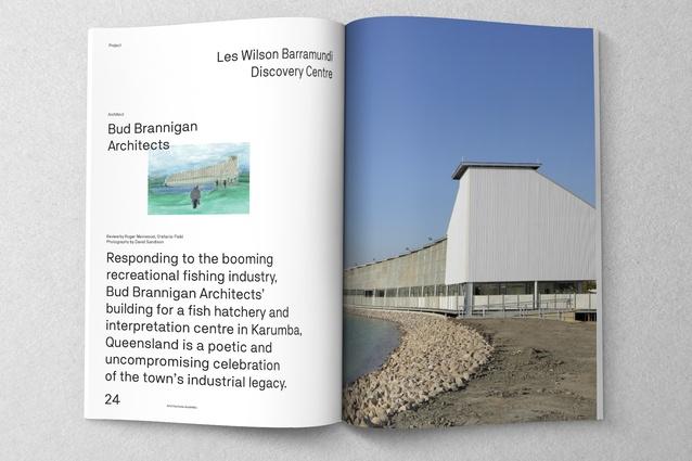 Les Wilson Burramundi Discovery Centre by Bud Brannigan Architects.