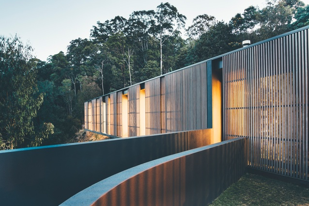 Tinbeerwah House by Teeland Architects.