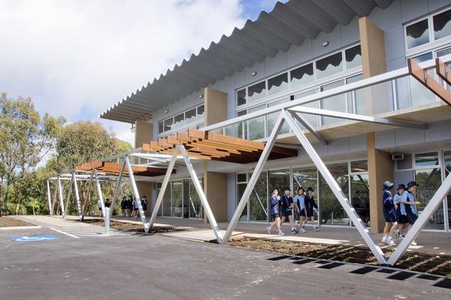 Cornerstone College 'Paideia' by Flightpath Architects.
