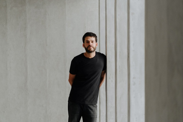Architect and urbanist Paulo Tavares.
