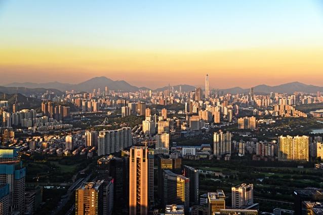 Shenzhen.