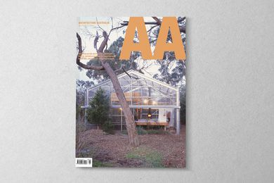 Architecture Australia September/October 2015.