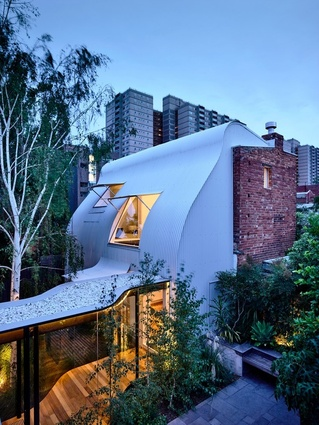 King Bill by Austin Maynard Architects.