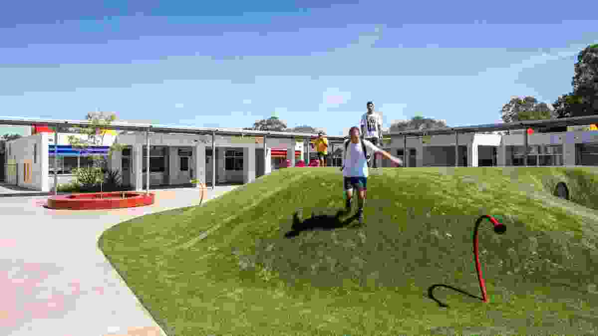 Cairnsfoot Special Needs School by The Landscape Studio of NBRS Architecture