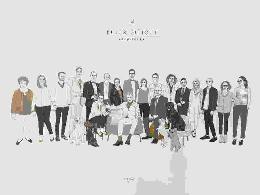 Peter Elliot Architects, 2016