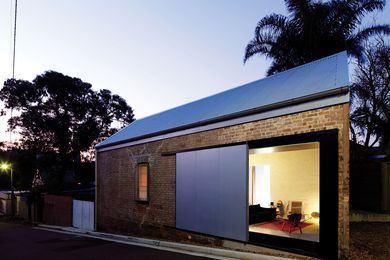 The Shed by Richard Peters Associates.