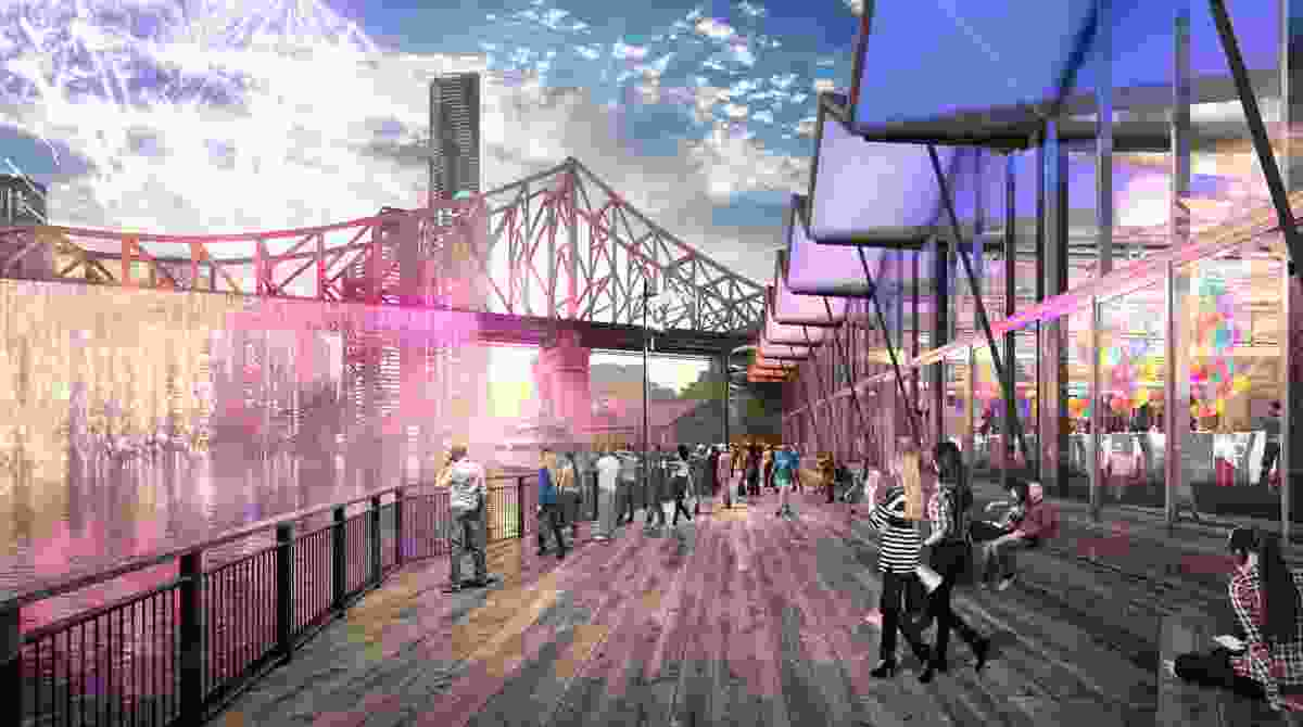 More than 80 percent of the site will be used as public or green space, and heritage-listed structures on the site will be renovated.