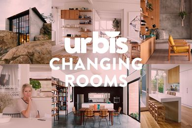 The latest issue of Urbis is all about renovation.