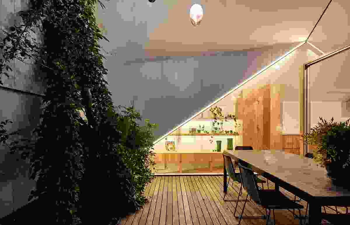 建筑师在项目管理方面的专业知识为客户带来了一个平滑的建筑和一个深受客户喜爱的家。