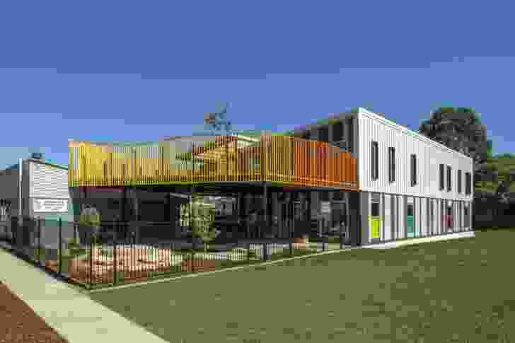 CGGS Early Learning Centre by Daryl Jackson Alastair Swayn.
