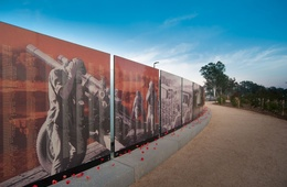 Vietnam Veterans Commemorative Wall