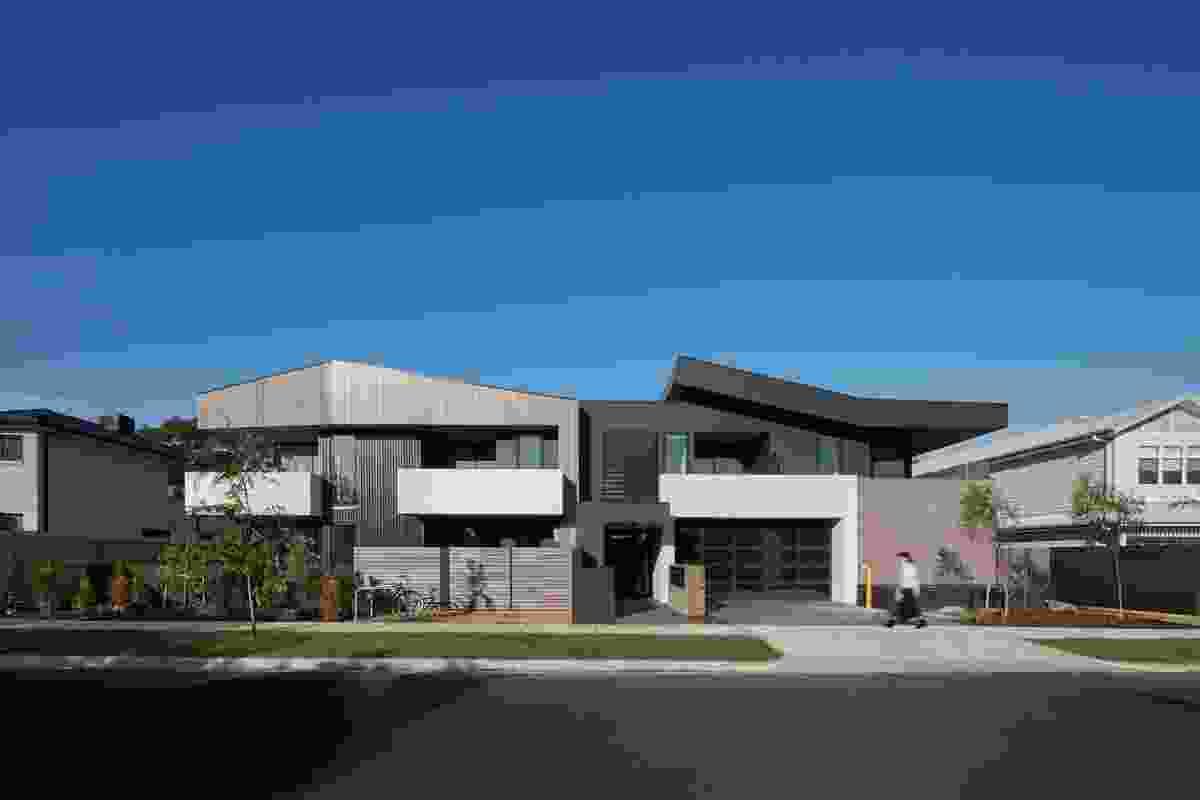 Women's Housing Newport by CHC.