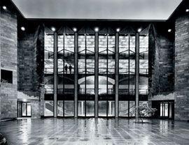 Sculpture court, 1968.