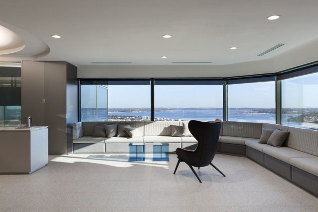 Norton Rose Fulbright Perth by Carr Design Group