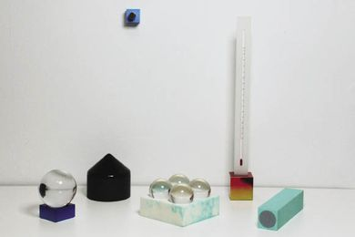 The Solids product range by Daniel Emma.