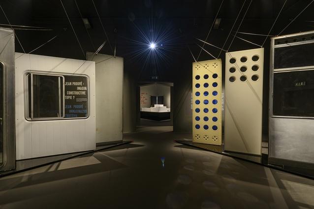 French exhibition <i>Modernity: Promise or Menace?</i>.
