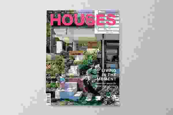 Houses 127. Cover project: Jacaranda House by SP Studio.