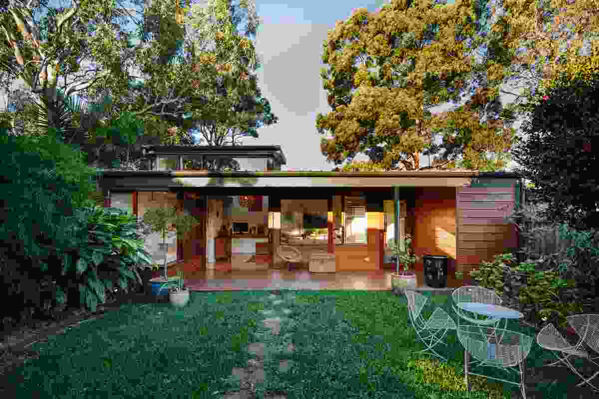 Courtyard House, Lilyfield by Davis Architects.
