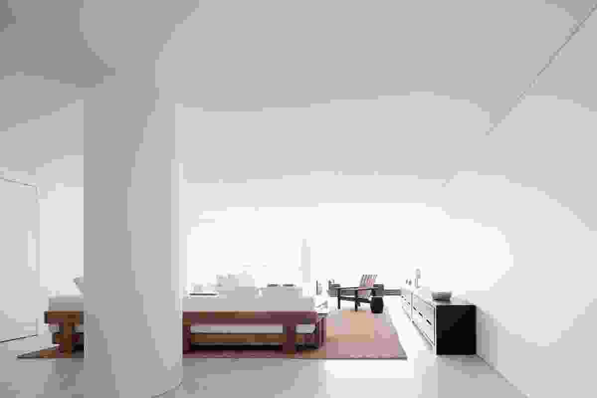 Bondi Pacific Apartment by Redgen Mathieson.