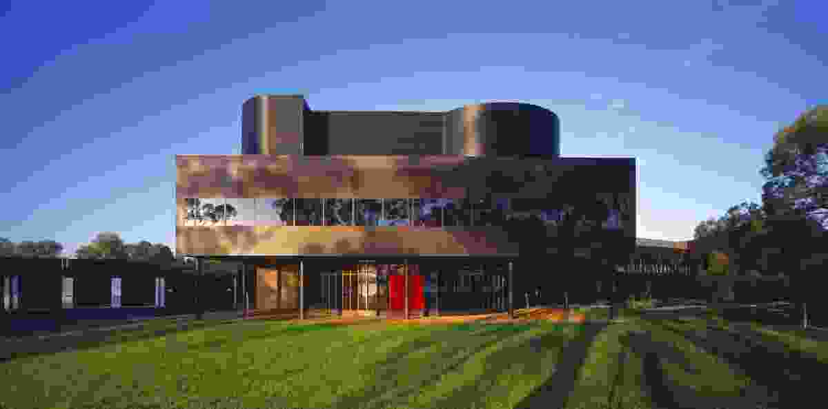 Australian Institute of Aboriginal and Torres Strait Islander Studies, Canberra (2001, joint venture with Robert Peck von Hartel Trethowan).