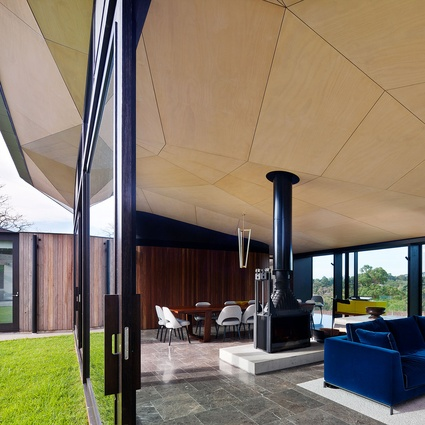 Main Ridge Residence – McAllister Alcock Architects.