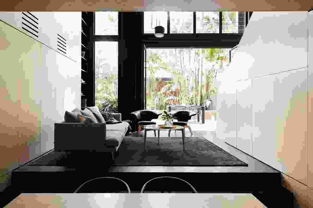 House Elysium by Architect Prineas.