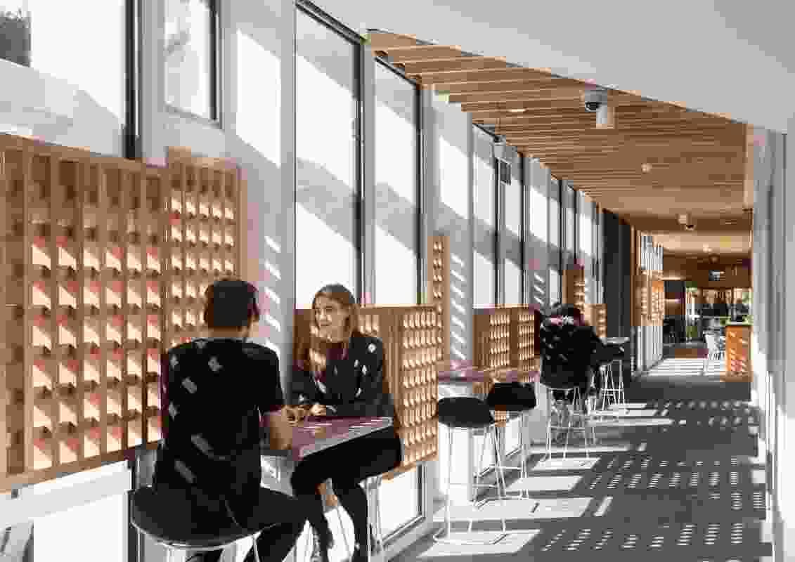 Victoria University Building C Lecture Theatres by DesignInc.
