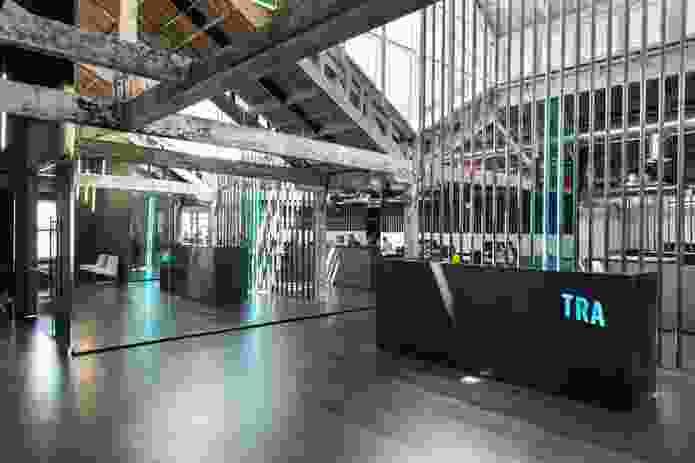 Winner: Supreme Award and Workplace (under 1000m2) — TRA by José Gutierrez Ltd.