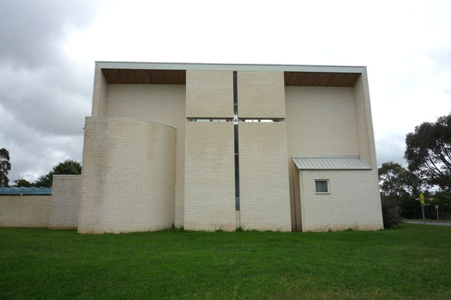 St Thomas Aquinas Catholic Church, Charnwood – Mitchell Giurgola Thorp Architects
