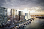 Warren and Mahoney's Collins Wharf towers recommended for approval