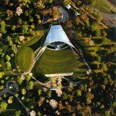 Aerial view.Image: John Gollings