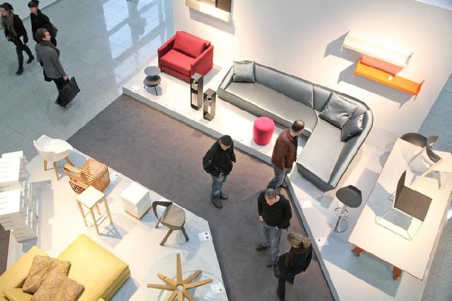 imm cologne architectureau. Black Bedroom Furniture Sets. Home Design Ideas