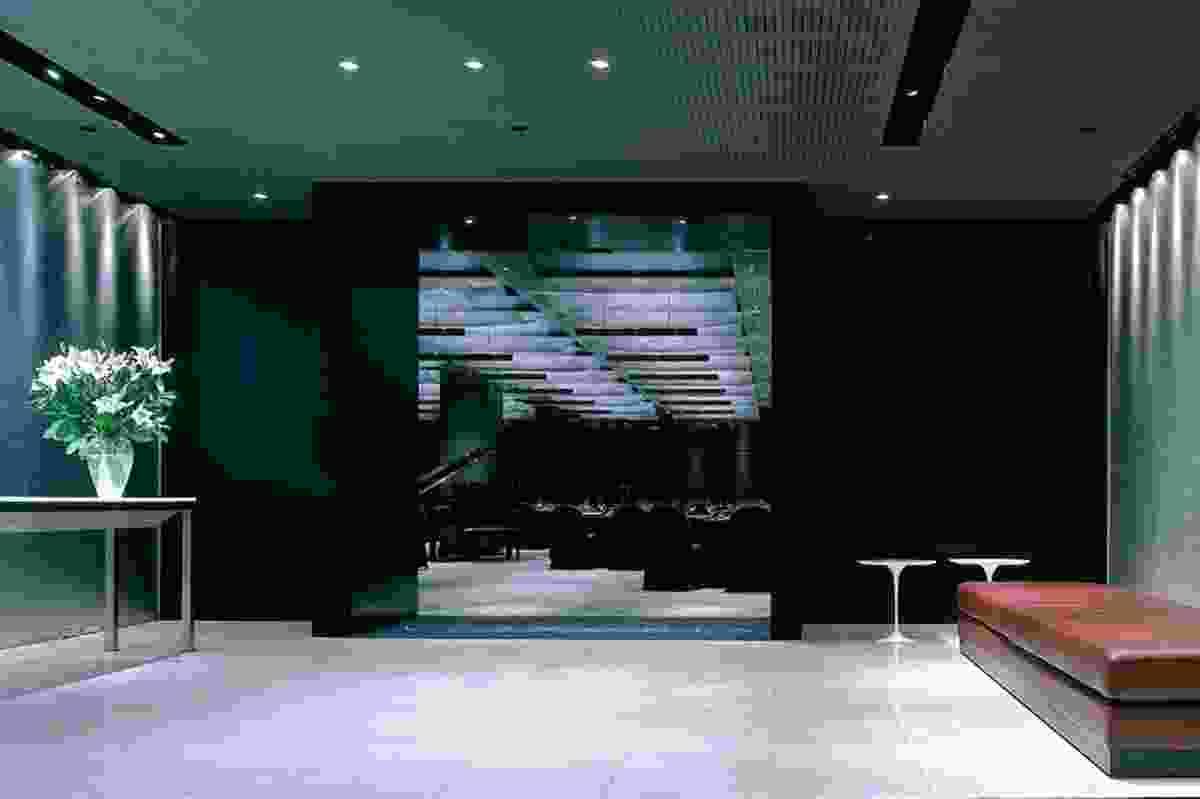 2004 Hospitality Design Award: Hilton Adelaide by Carr Design.